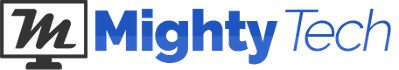 Mighty Tech, Logo